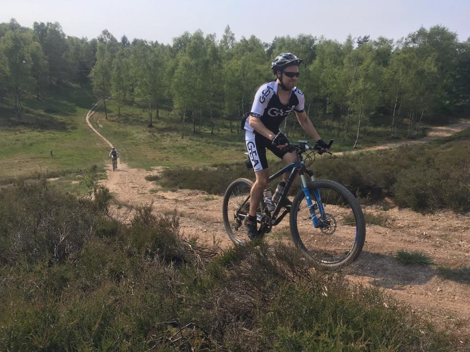 Opbrengst GEA fietstocht
