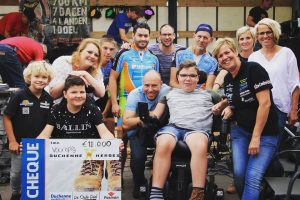 Wandelen voor Duchenne: € 11.000 and counting!